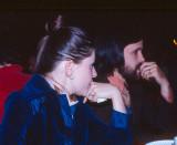 Guests at a wedding 1972