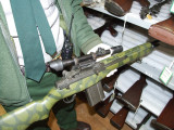 M14 WITH GARAND SCOPE