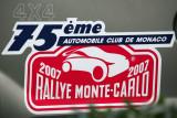 75ème Rallye Monte Carlo 2007