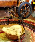 Child's Spinning Wheel
