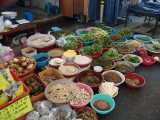 Market in Chionju