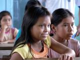 School Children - Peru