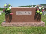 Richeson  (spelling was changed in the military from Richesin to Richeson)