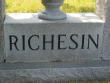 Richesin family genealogy Sweetwater Tennessee TN