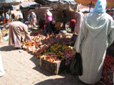 fruit and veggie sellers