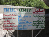 welcome to Imlil