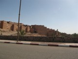 drive by the Tourist Kasbah