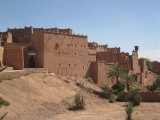 the largest Glaoui kasbah in the area.  Durning the 1930s it housed numerous members of the Glaoui dynasty
