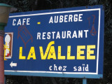 stayed at Hotel La Vallee in Todra Gorge
