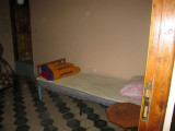 room 10  (no hot water except for certain hours, no electricity except when the generator was ran for a couple of hours at night