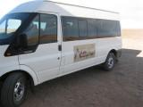 Atlas Amazigh Tour Van
