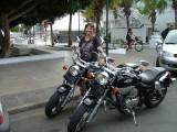 The lovely Bikes