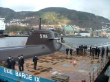 U34-S184 Bergen - Norwegen April 2007