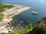The Yacht of Bernhard Eriksen and Lise-Janne Valberg