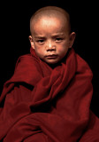 a little monk..