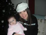Tracy and Baby Kyara