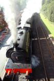 Steam Train in The Lake District