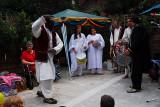 Samba Music at Woodend Garden Centre
