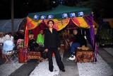 Roxanne at Woodend Garden Centre Music Night