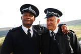 Last of the Summer Wine The PCs Ken Kitson and Louis Emerick.