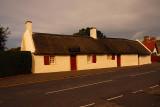 Burns Cottage in Scotland
