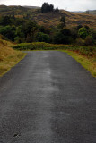 ONE OF THE ROADS IN SCOTLAND