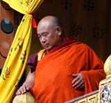 senior monk