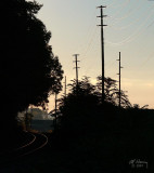 Tracks Out of Town