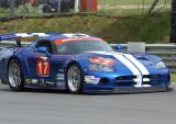 British GT Brands Hatch 14 July 2007