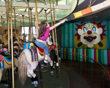 Catch the Ring on the Carousel