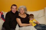Filipi, Andreia e Gabriel