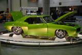 Joe Brown's Lime Green Camaro