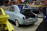 Blue rear 3/4
