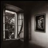 Villa Carlotta window