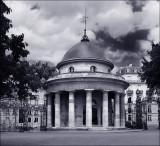 Paris-Parc Monceau- Rotonde
