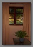 Plantation Lodge window