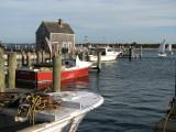 Edgartown Harbor- Red Boat.jpg