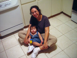 Erin and Mommy in Kitchen.jpg