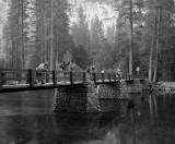 Merced River Bridge Black and White.jpg