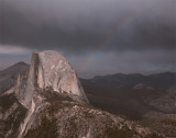 Half Dome from Glacier Point with Rainbow.jpg