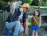 Scarecrow & Brooke