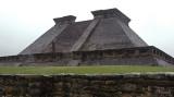 Mayan Pyramid, Tiga, Mexico