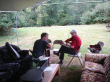 Tony and Jim jamming in the 'living room' 022.jpg