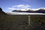 Vatnajökull glacier, Skaftafell National Park