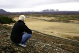 Inga in Þingvellir national park