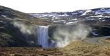 Waterfall near Seyðisfjörður