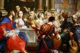 Giuseppe Maria Crespi, Italian, 1665-1747, The Wedding at Cana, c.1686, Art Institute of Chicago