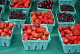 Strawberries!, Strawberry Festival, Long Grove