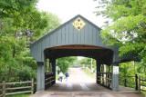 The covered bridge, Long Grove
