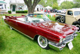 The 1960 Cadillac  Eldorado, Car Show, Long Grove